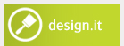 Design.it - Creative design, website design, graphic design and branding